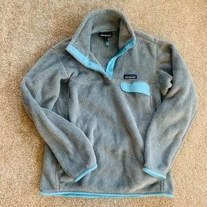 Patagonia Re-Tool Snap Fleece Pullover